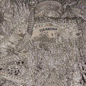 Tularosa Tops - NWT Tularosa Festival Top in White B16